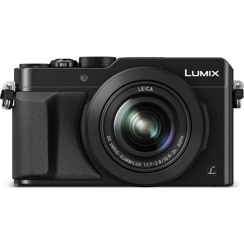 Buy Panasonic Lumix DMC-LX100 Digital Camera (Black) - National ...