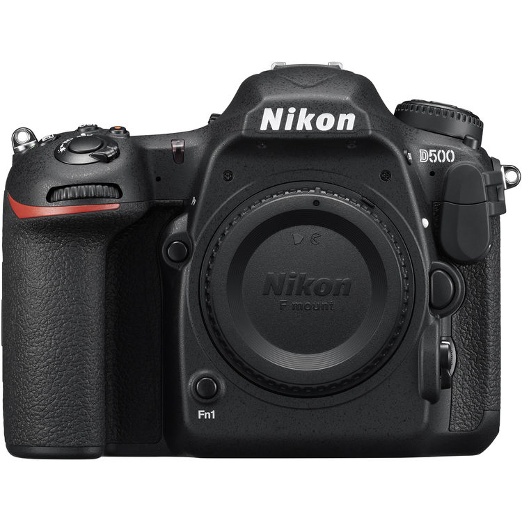 Nikon D500 DSLR Camera (Body)