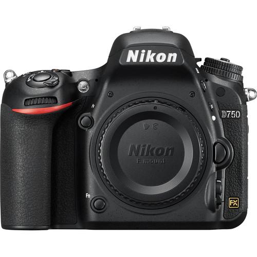 NIKON D750 FX BODY