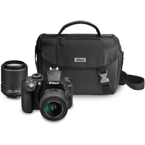 Nikon D3300 Dual Lens VRII Kit