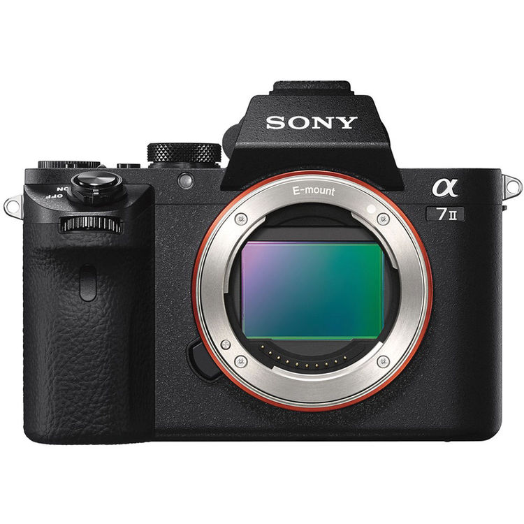 Sony Alpha a7 II Camera Body