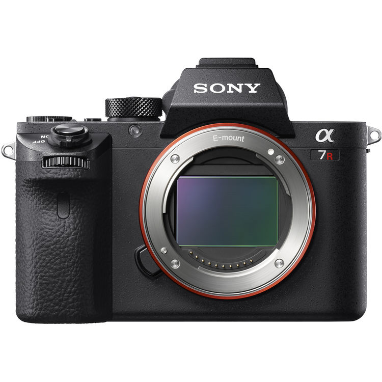 Sony Alpha a7R II Camera Body