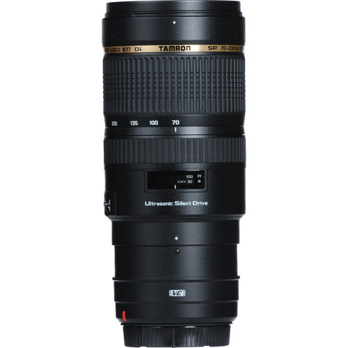 Tamron SP 70-200mm f/2.8 Di VC USD Zoom Lens for Nikon
